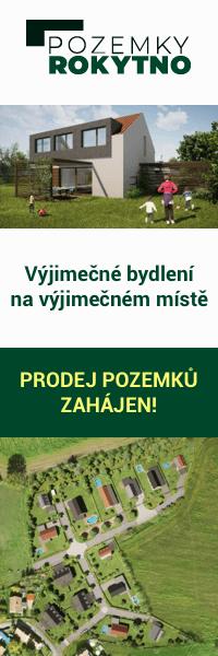 Pozemky Rokytno - prodej stavebních pozemků